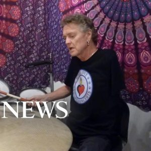 Def Leppard drummer uses inspiring comeback to lift others